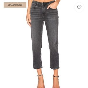 ⚡️Brand new! Alexander Wang dark gray jeans